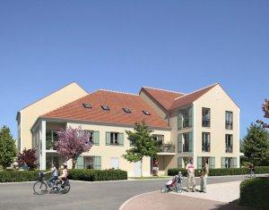 Achat / Vente immobilier neuf Boissy-l'Aillerie à deux pas de la gare (95650) - Réf. 1329