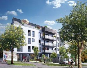 Achat / Vente immobilier neuf Boissy-Saint-Léger proche du RER A (94470) - Réf. 1383