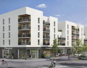 Achat / Vente immobilier neuf Bondoufle au coeur de la place centrale (91070) - Réf. 4076