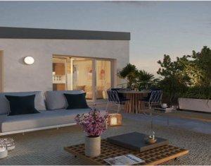 Achat / Vente immobilier neuf Bondoufle au cœur du nouveau centre-ville (91070) - Réf. 5007
