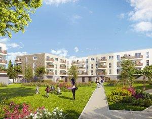 Achat / Vente immobilier neuf Bondoufle dans le nouveau quartier du Grand Parc (91070) - Réf. 444