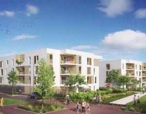 Achat / Vente immobilier neuf Bondoufle proche centre (91070) - Réf. 3700