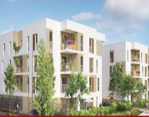 Achat / Vente immobilier neuf Bondoufle proche centre-ville (91070) - Réf. 4075