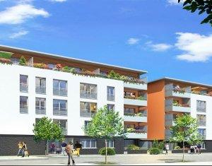 Achat / Vente immobilier neuf Bondy coeur de ville (93140) - Réf. 673