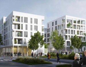 Achat / Vente immobilier neuf Bondy nouveau quartier Rives de l'Ourcq (93140) - Réf. 3072