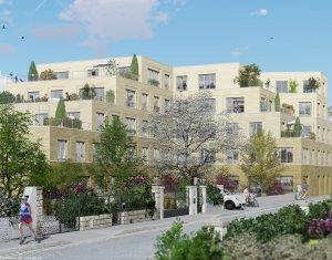 Achat / Vente immobilier neuf Bondy proche futur métro ligne 15 (93140) - Réf. 3517