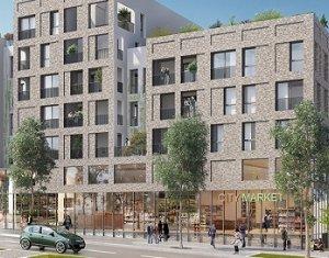 Achat / Vente immobilier neuf Bondy sur les rives de l'Ourcq (93140) - Réf. 2469