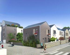 Achat / Vente immobilier neuf Bonnières-sur-Seine à deux pas du centre-ville (78270) - Réf. 600