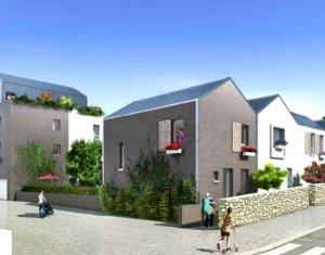 Achat / Vente immobilier neuf Bonnières-sur-Seine proche des commodités (78270) - Réf. 110