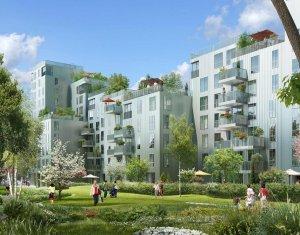 Achat / Vente immobilier neuf Boulogne-Billancourt quartier Point du Jour (92100) - Réf. 1923