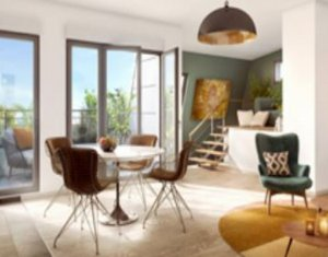 Achat / Vente immobilier neuf Bourg-La-Reine proche centre-ville (92340) - Réf. 3754
