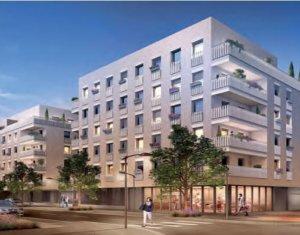 Achat / Vente immobilier neuf Brétigny-sur-Orge cœur quartier Clause-Bois Badeau (91220) - Réf. 3863