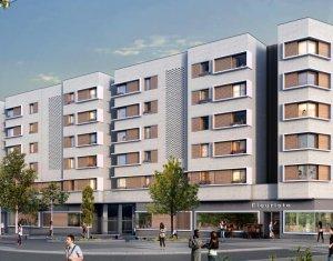 Achat / Vente immobilier neuf Brétigny-sur-Orge dans l'écoquartier Clause-Bois Badeau (91220) - Réf. 954