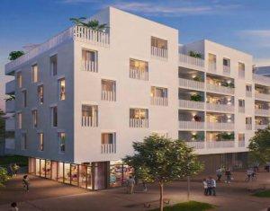 Achat / Vente immobilier neuf Brétigny-sur-Orge éco-quartier Clause-Bois Badeau (91220) - Réf. 4458