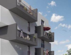 Achat / Vente immobilier neuf Brétigny-sur-Orge éco-quartier Clause-Bois Badeau (91220) - Réf. 2947
