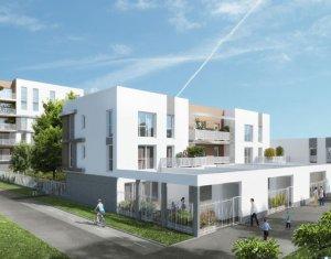 Achat / Vente immobilier neuf Brétigny-sur-Orge, quartier Clause Bois Badeau (91220) - Réf. 365