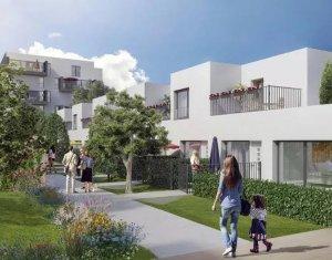 Achat / Vente immobilier neuf Brétigny sur Orge ZAC Clause-Bois Bardeau (91220) - Réf. 1432