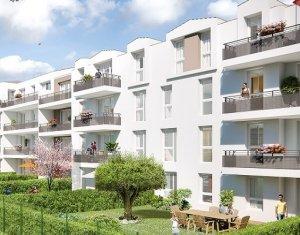 Achat / Vente immobilier neuf Brie-Comte-Robert proche centre-ville (77170) - Réf. 3974