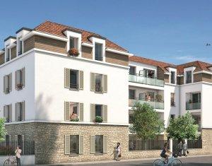 Achat / Vente immobilier neuf Brie-Comte-Robert proche RER D et A (77170) - Réf. 240