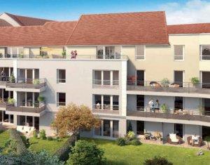Achat / Vente immobilier neuf Brou-sur-Chantereine proche des commerces (77177) - Réf. 4629