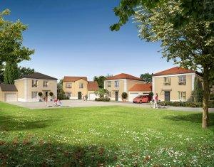 Achat / Vente immobilier neuf Bruyère-sur-Oise proche cœur village (95820) - Réf. 4046