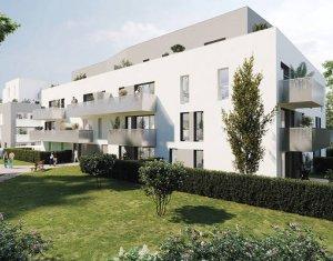 Achat / Vente immobilier neuf Bruyères-le-Châtel au coeur du quartier de la Croix de l'Orme (91680) - Réf. 4307
