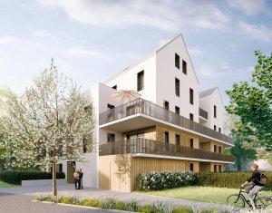 Achat / Vente immobilier neuf Bruyères-le-Châtel écoquartier de la Croix de l'Orme (91680) - Réf. 6306