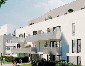 Achat / Vente immobilier neuf Bruyères-le-Châtel quartier Croix de l'Orme (91680) - Réf. 4787