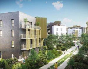 Achat / Vente immobilier neuf Bry-sur-Marne proche centre ville (94360) - Réf. 3593