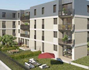Achat / Vente immobilier neuf Bry-sur-Marne proche RER A (94360) - Réf. 5041