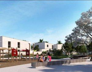 Achat / Vente immobilier neuf Bussy-Saint-Georges au cœur nouvel Eco quartier (77600) - Réf. 4035