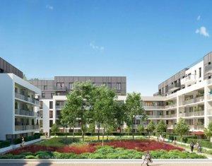 Achat / Vente immobilier neuf Bussy-Saint-Georges centre-ville (77600) - Réf. 2672