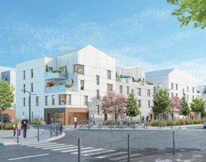 Achat / Vente immobilier neuf Bussy-Saint-Georges éco-quartier du Sycomore (77600) - Réf. 2714