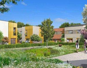 Achat / Vente immobilier neuf Bussy Saint-Georges éco-quartier du Sycomore (77600) - Réf. 2076