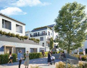 Achat / Vente immobilier neuf Bussy-Saint-Georges proche centre-ville (77600) - Réf. 5071