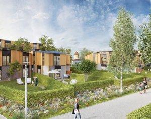 Achat / Vente immobilier neuf Bussy-Saint-Georges proche parc du Génitoy (77600) - Réf. 3207