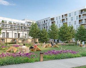 Achat / Vente immobilier neuf Bussy-Saint-Georges proche parc Sycomore (77600) - Réf. 3989