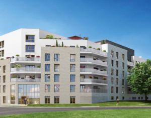 Achat / Vente immobilier neuf Bussy-Saint-Georges proche RER A (77600) - Réf. 5312