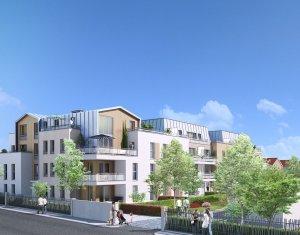 Achat / Vente immobilier neuf Carrieres-sous -Poissy à deux pas de la Seine (78955) - Réf. 2858