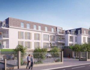 Achat / Vente immobilier neuf Carrières-sous-Poissy proche bord de Seine (78955) - Réf. 3393