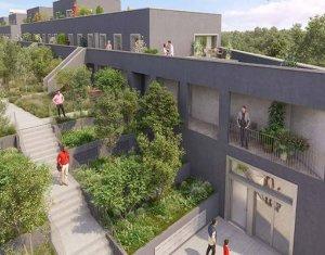 Achat / Vente immobilier neuf Cergy au cœur du quartier des Deux Epis (95000) - Réf. 3020