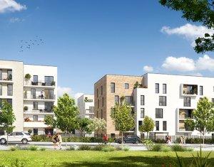 Achat / Vente immobilier neuf Cergy éco quartier Boulevard de l'Oise (95000) - Réf. 149