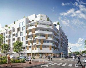 Achat / Vente immobilier neuf Cergy-Pontoise quartier Axe Horloge-Majeur (95000) - Réf. 1573