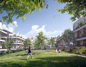 Achat / Vente immobilier neuf Cergy proche centre commercial les 3 Fontaines (95000) - Réf. 1674