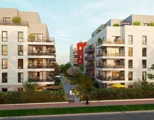Achat / Vente immobilier neuf Cergy proche gare RER A (95000) - Réf. 5901