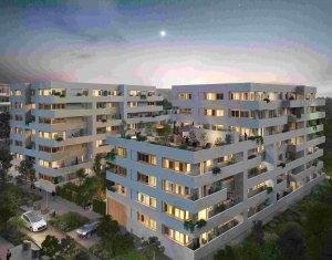 Achat / Vente immobilier neuf Cergy quartier des Doux-Epis (95000) - Réf. 3065