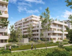 Achat / Vente immobilier neuf Cergy quartier des Doux-Epis (95000) - Réf. 2759