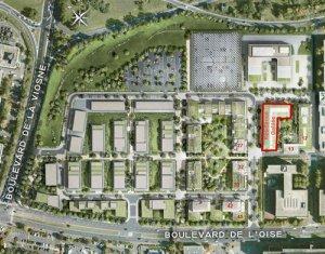 Achat / Vente immobilier neuf Cergy quartier Hauts-de-Cergy (95000) - Réf. 806