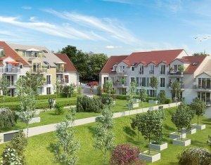 Achat / Vente immobilier neuf Chalifert quartier résidentiel proche gare RER Chessy (77144) - Réf. 3967