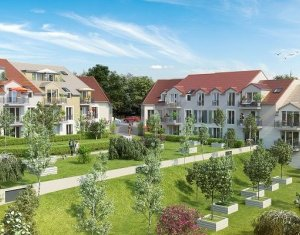 Achat / Vente immobilier neuf Chalifert quartier résidentiel proche gare RER Chessy (77144) - Réf. 1683